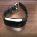 【レビュー】AGPtEK スマートブレスレット スマートウォッチ Bluetooth 4.0 Smartwatch SW01